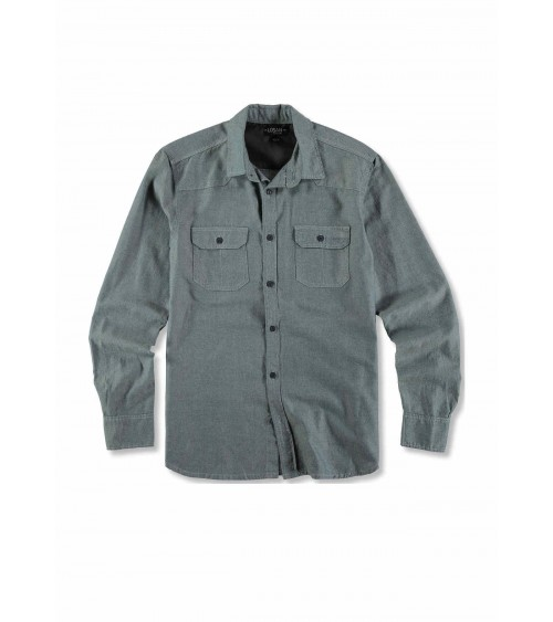 Dyed long sleeve shirt LOSAN