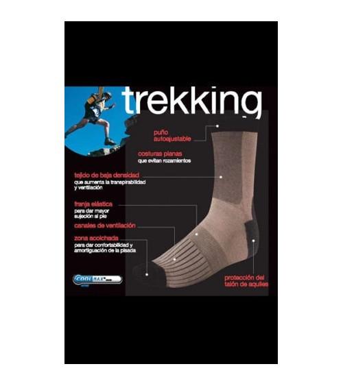 TREKKING Coolmax sock PUNTO BLANCO