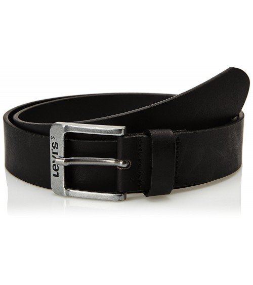 Leather Belt LEVI´S Top Quality Male REGULAR BLACK or BROWN
