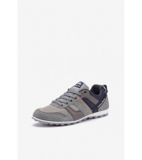 NEW LOIS Mens Shoes Model URBAN GREY