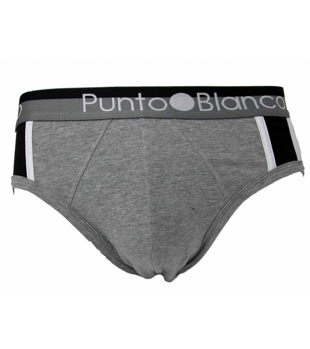 Mens Slips Briefs PUNTO BLANCO ATLETIX Cotton Quality Underwear Slip