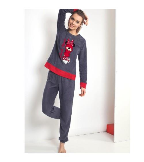 Pijama Disney Mujer Minnie Attitude
