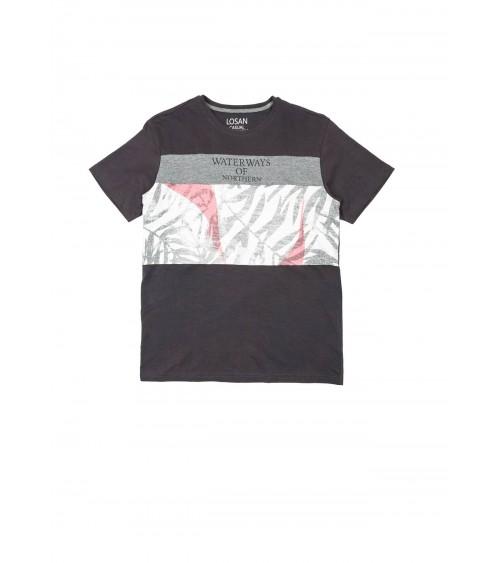 Camiseta de manga de corta WATERWAYS