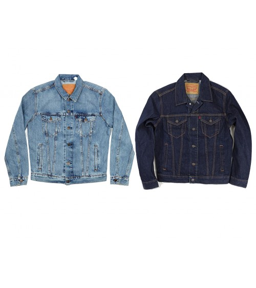 "LEVI'S JEAN JACKET ""The Trucker"""