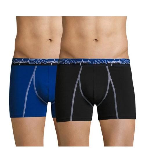 Lot de 2 boxers 3D Flex
