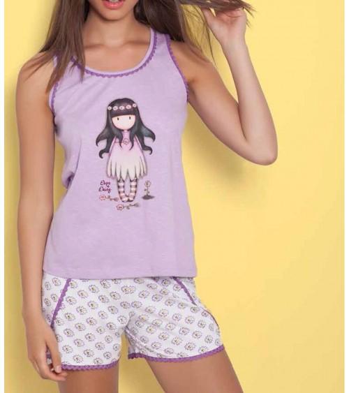 Women pajamas set Sleepwear SANTORO OOPS-A-DAISY
