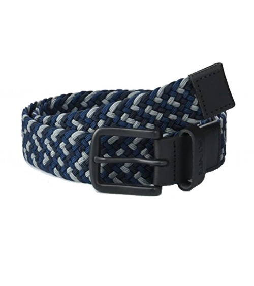Levi's Elasticated Belt Fabric Woven Braided Stretch