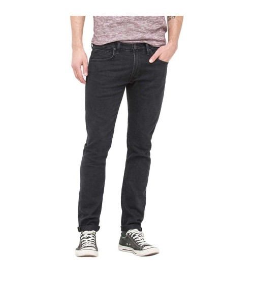 Jeans Lee Luke Slim Tapered  DARK FREEZE