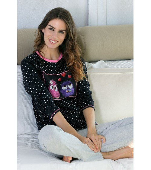 "Women Pyjamas Winter Massana ""Foxy"""