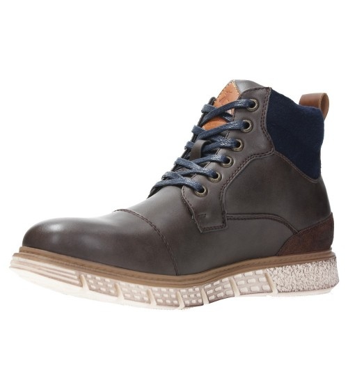 Lois Mens Brown Fashion Boots Footwear