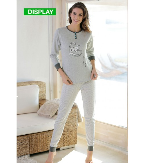 "Women Pyjamas Winter ""Love"""