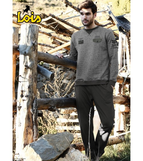 Winter Pajamas Sets Men LOIS JEANS