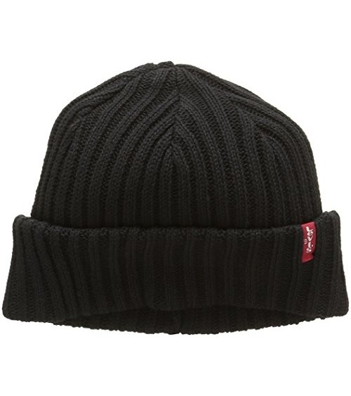 Levi's Winter Cap RIBBED BEANIE