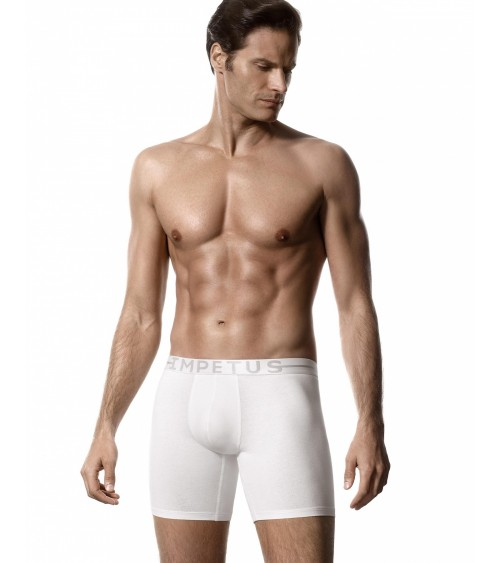 IMPETUS BOXER LONG COTTON STRETCH