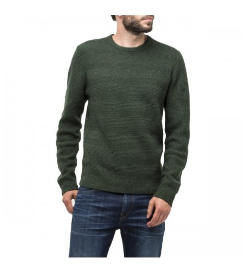 Lee sweater Wool Crew Structure