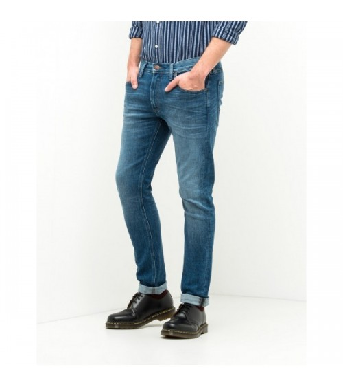 PANTALON VAQUERO DE HOMBRE LEE LUKE SLIM FIT TAPERED SLIM FIT