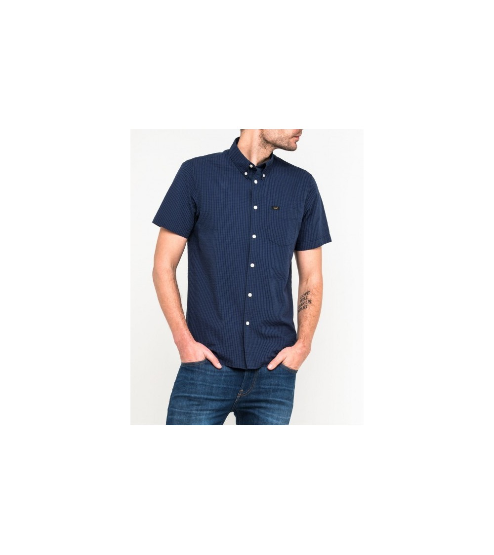 Lee Button Down Shortsleeve