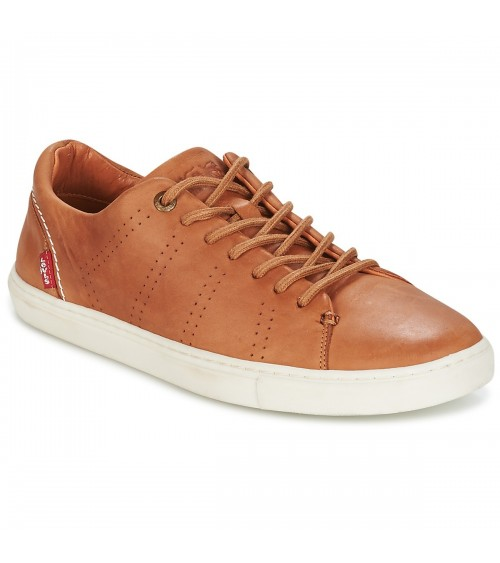 Levi's Mens Leather Shoes VERNON