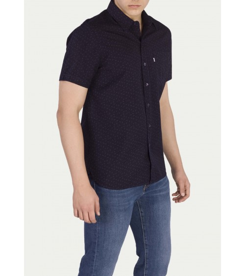 CAMISA LEVIS ALGODÓN SUPIMA (luxury cotton)