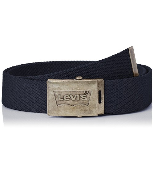 Men's Levi's Canvas Belt 100% Cotton BATWING WEB BELT