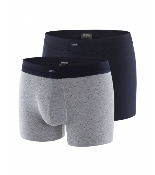 2 PACK BOXERS BRIEFS UNDERWEAR IMPETUS TUNIS