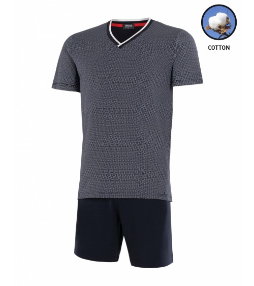 MENS SET PYJAMA IMPETUS 100% PREMIUM COTTON