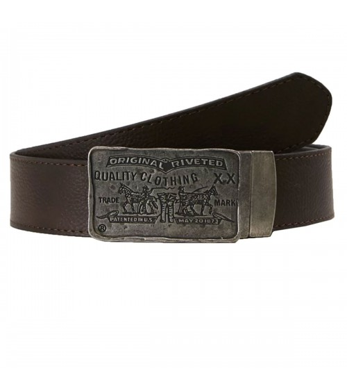 LEVIS Leather Belt RIO DE LA PLATA