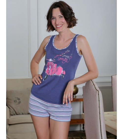 "Women summer pajamas set Sleepwear Massana ""VESPA"""