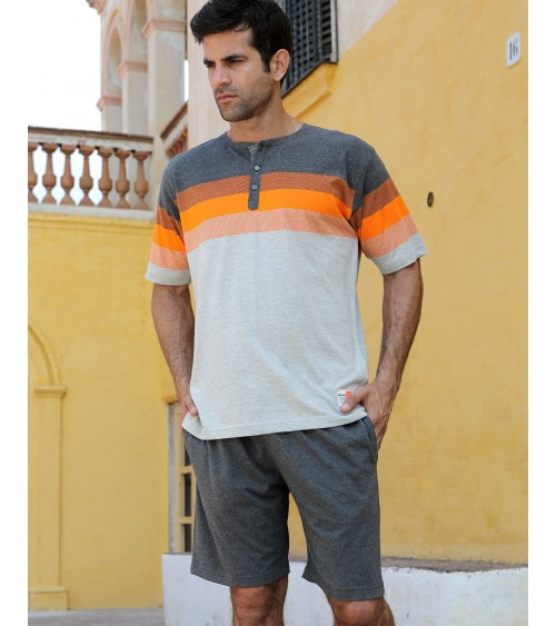 Summer Pyjama Set MASSANA for men