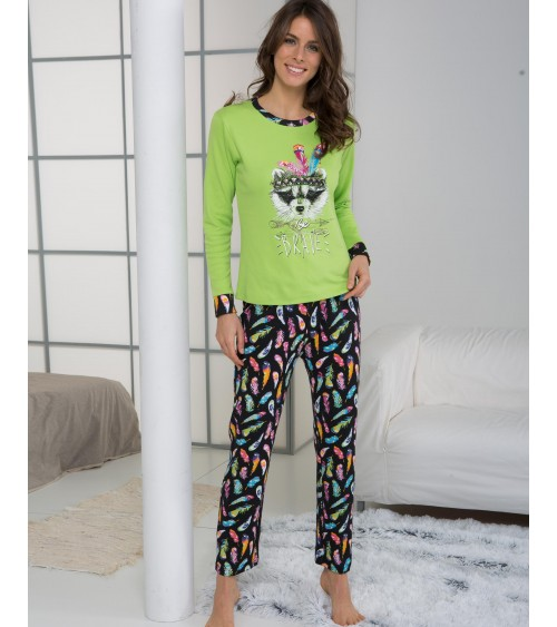 "Women Pyjamas Winter ""BE BRAVE"""
