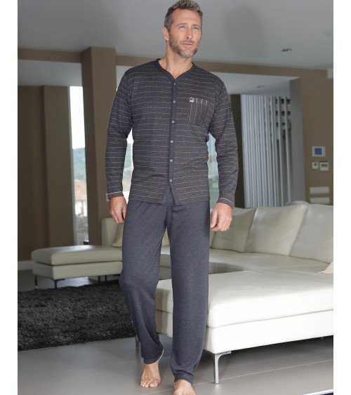 Men buttoned pyjamas by Massana