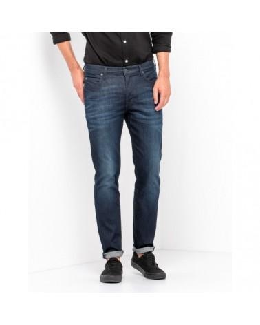 Pantalon Vaquero LEE Rider slim Shrewd Blue