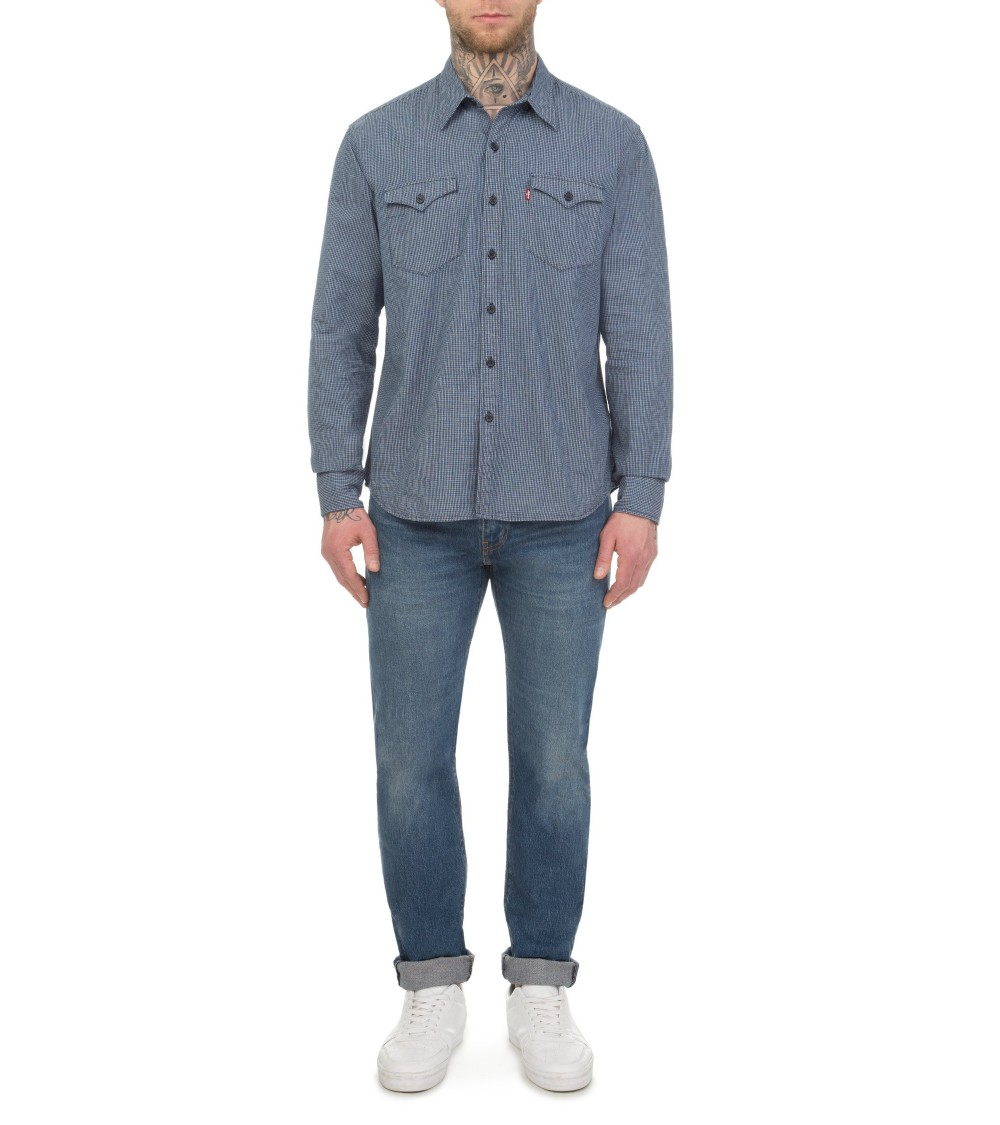 Camisa Levis Modern Barstow Western