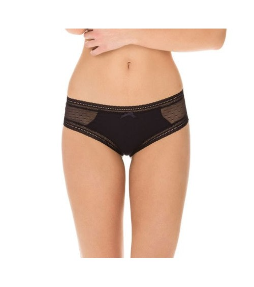 Pack of 2 Sexy Transparency Shorties Panties