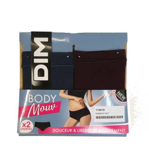 DIM BODY MOUV SHORTIES UNDERWEAR