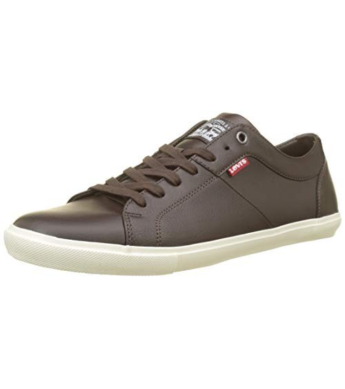 Mens Levi's Casual Leather Dress Shoes