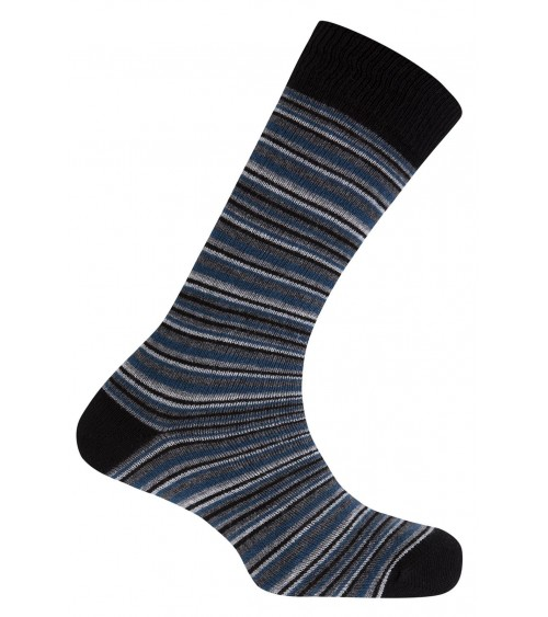 Punto Blanco Kashmirian and wool socks - A thousand stripes