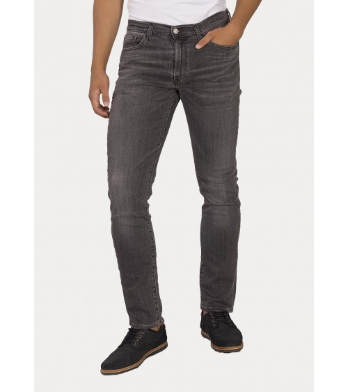 PANTALON VAQUERO DE HOMBRE LEVIS 511 HEADED EAST GRIS