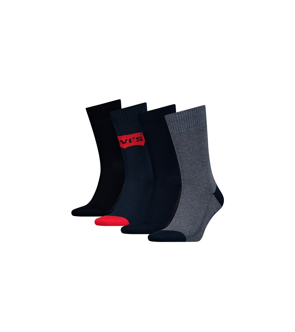 PACK 4 CALCETINES LEVIS