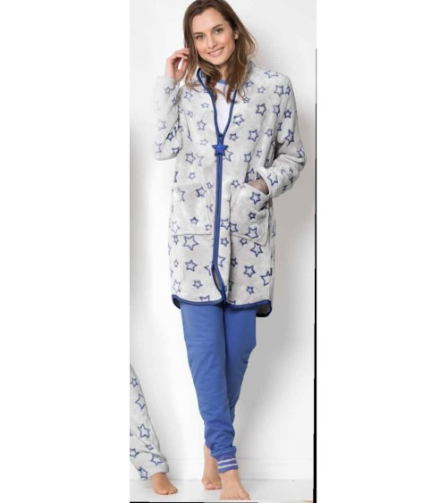 "Women Winter Dressing Gown ""DISNEY STARS"""