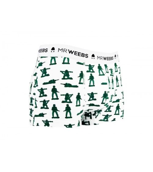 BOXER MRWEEBS GREEN SOLDIERS