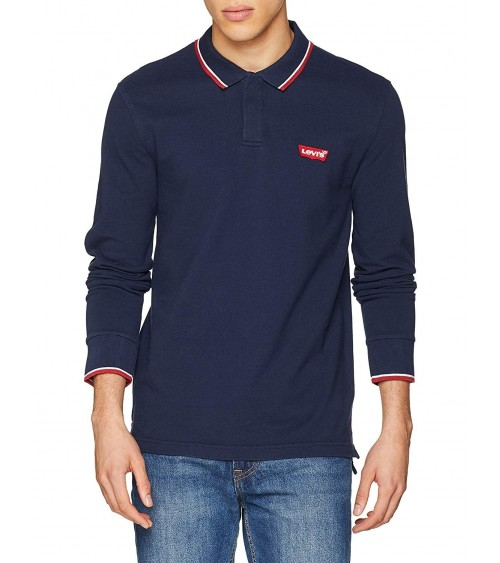 LONG SLEEVE LEVIS POLO