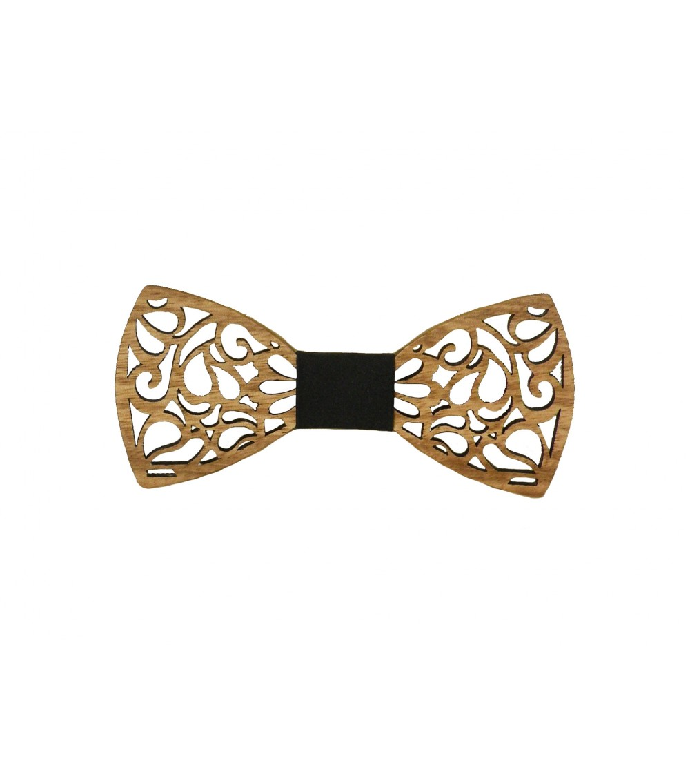 Boccola wooden bow tie