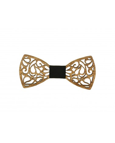 Boccola wooden bow tie