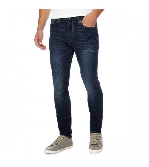 LEVIS 510 SKINNY FIT JEANS IRISH SEA COOL