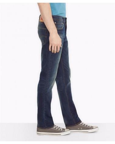 Mens Levi's 511 Slim Fit Jeans BLUE CANYON DARK