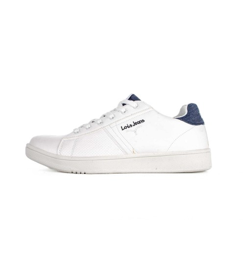 Lois white sneakers