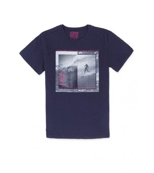 LOSAN T-shirt Surfer manches courtes