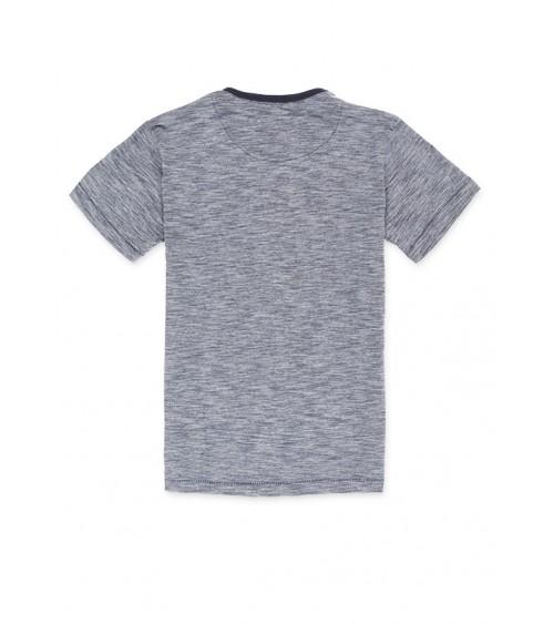 Camiseta surfera LOSAN manga corta