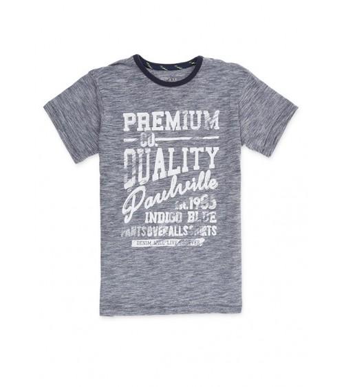 Camiseta de manga corta con estampado LOSAN